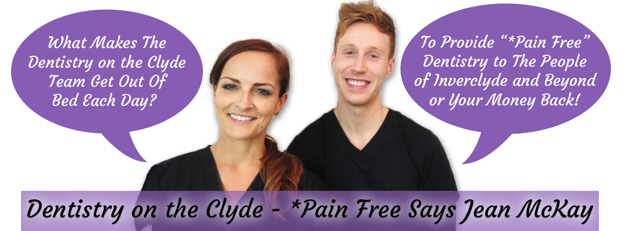 Painless' Dentistry at Dentistry on the Clyde